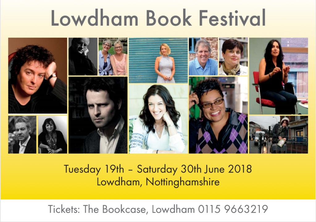 Lowdham Book Festival 2018 - The Bookcase