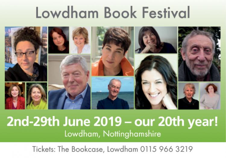 Lowdham Book Festival 2019